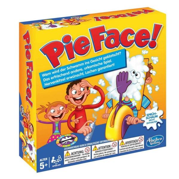 Hasbro B7063 - Pie Face, Spiel