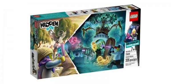 Lego 70420 - Hidden Side - Geheimnisvoller Friedhof