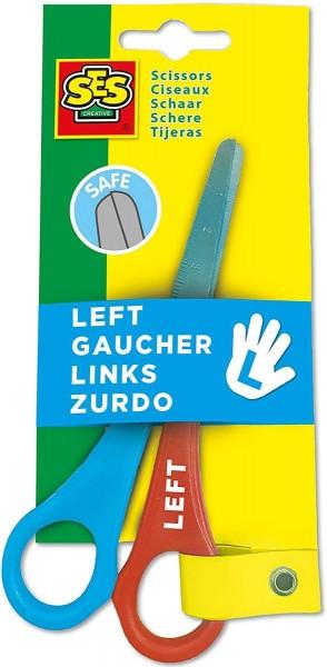 SES 00834 - Bastelschere - Linkshänder