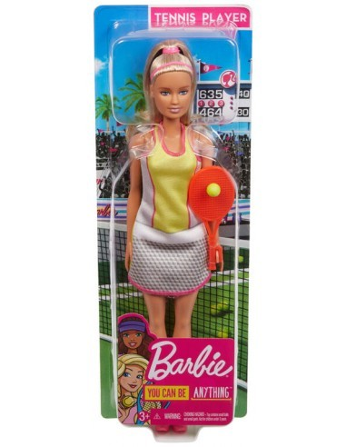 Mattel GJL65 - Barbie - You can be anything - Puppe, Tennisspielerin