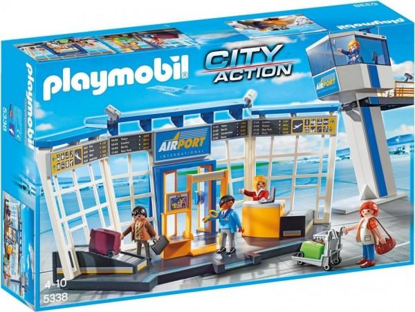 PLAYMOBIL® 5338 - City Action - City-Flughafen mit Tower