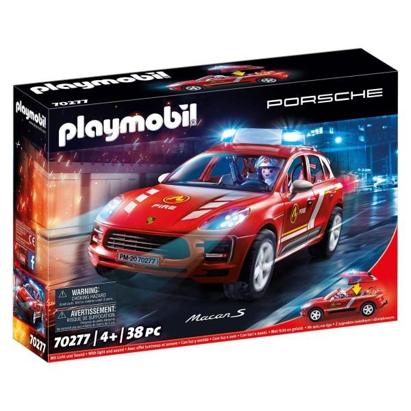 PLAYMOBIL® 70277 - Porsche - Macan S Feuerwehr