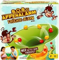 Mattel GDJ90 GRATIS AB 50 € - Kinderspiel, SOS Affenalarm, Früchte Alarm