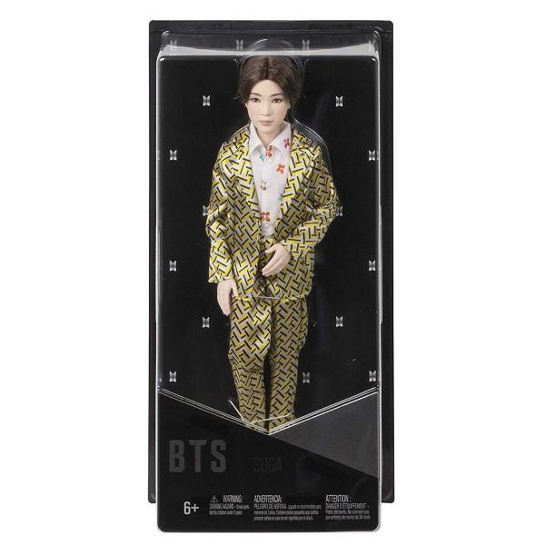 Mattel GKC92 - BTS - Bangtan Boys - Idol Puppe, Suga