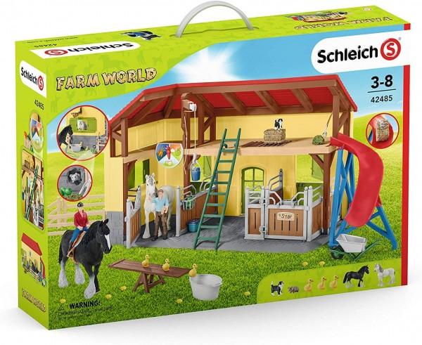 Schleich 42485 - Farm World - Pferdestall