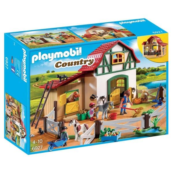 PLAYMOBIL® 6927 - Country - Ponyhof