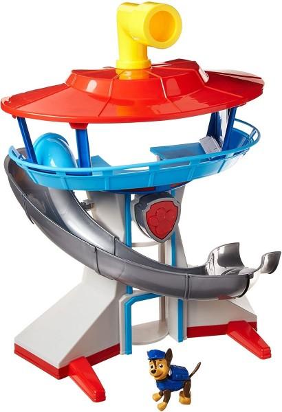 Spin Master 6033335 (20080731) - Paw Patrol - Das Lookout Spielset mit Chase Figur