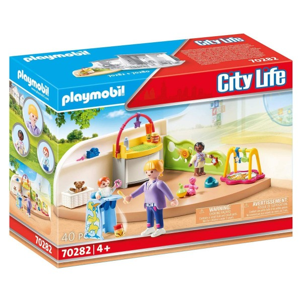 PLAYMOBIL® 70282 - City Life - Krabbelgruppe