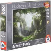 Schmidt 59609 - Premium Quality - Nadegda Mihailova - Refugium, 1000 Teile Puzzle
