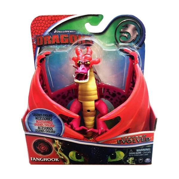 Spin Master 6056050 (20120472) - Dreamworks Dragons 3 - Drachenzähmen leicht gemacht 3 - Legends Evo