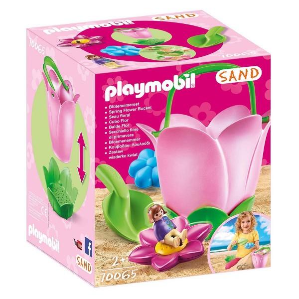 PLAYMOBIL® 70065 - Sand - Sandeimerchen Frühlingsblume