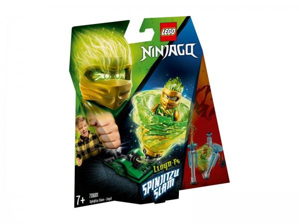 Lego 70681 - Ninjago - Spinjitzu Slam – Lloyd (1)