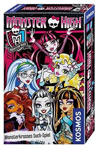 Kosmos 711269 GRATIS AB 20€ - Monster High - Monsterkrasses Suchspiel, Mitbringspiel (1)