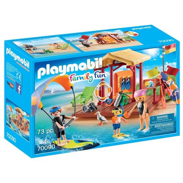 PLAYMOBIL® 70090 - Family Fun - Wassersport-Schule