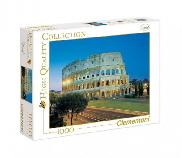 Clementoni 30768 - High Quality Collection - Das Kolosseum, 1000 Teile
