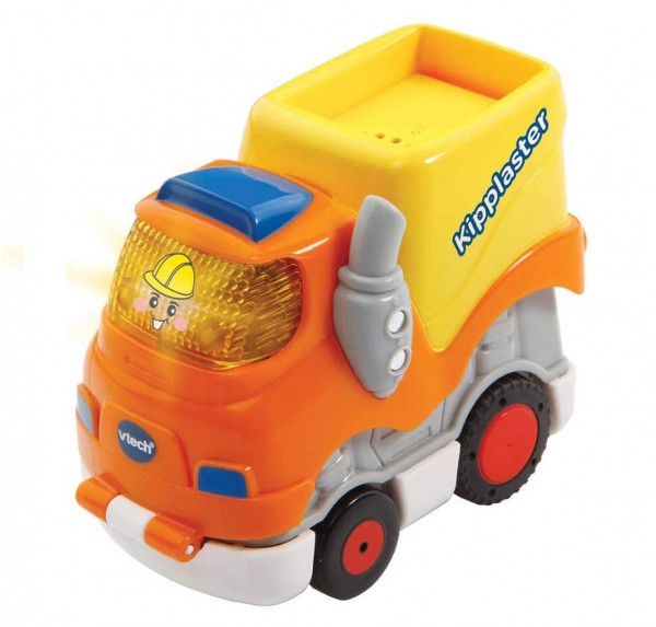 V-Tech 80-500504 - Tut Tut Baby Flitzer - Press & Go Kipplaster