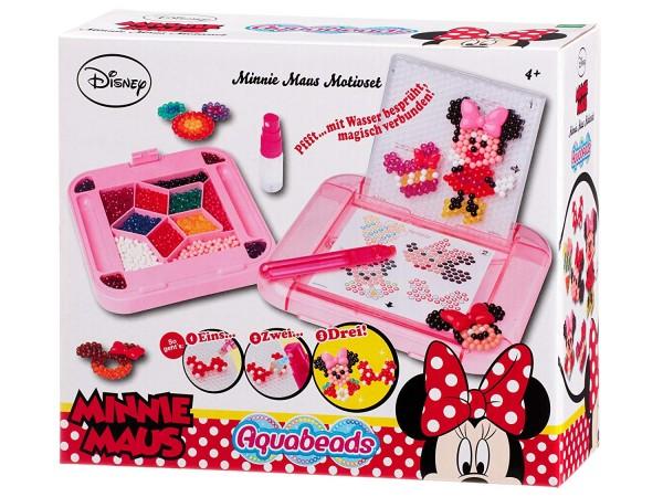 Epoch 79758 (79678) - Disney - Minnie Mouse - Aquabeads - Bastelset, Motivset
