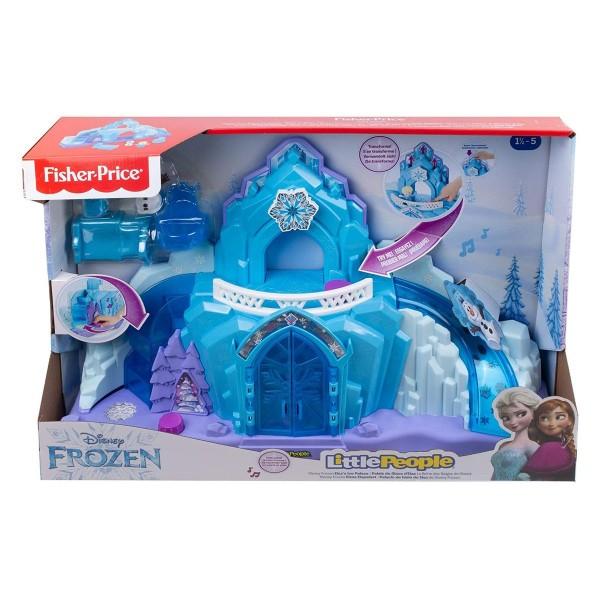 Mattel GKV24 - Disney Frozen - Fisher-Price - Elsas Eispalast (GLM38)