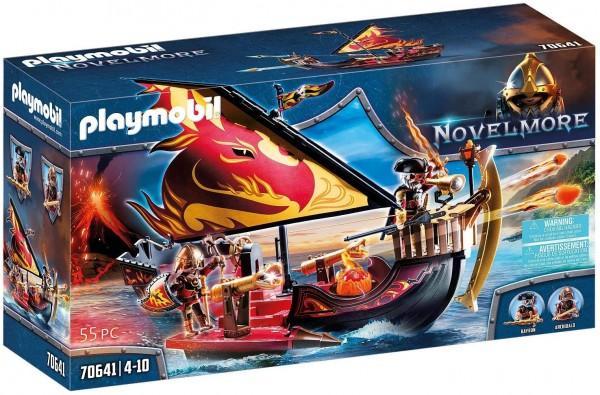 PLAYMOBIL® 70641 - Novelmore - Burnham Raiders Feuerschiff