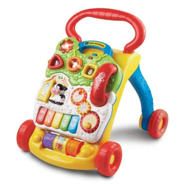 V-Tech 80-077074 2.Wahl - VTech Baby - Spiel- und Laufwagen
