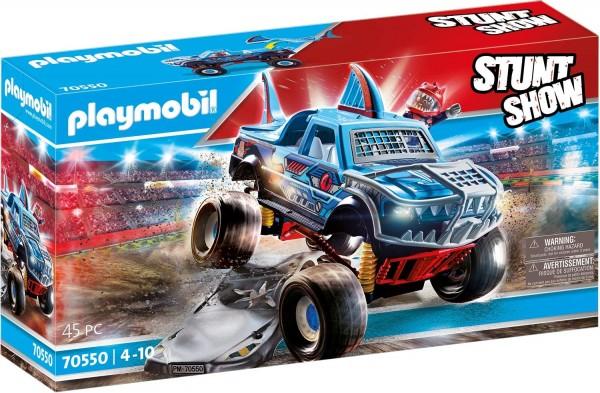 PLAYMOBIL® 70550 - Stuntshow - Monster Truck Shark