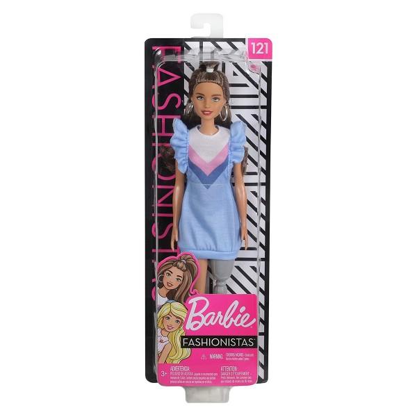 Mattel FXL54 - Barbie - Fashionistas - Puppe mit Beinprothese