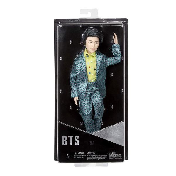 Mattel GKC90 - BTS - Bangtan Boys - Idol Puppe, RM