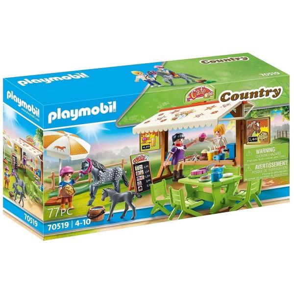 PLAYMOBIL® 70519 - Country - Pony - Café