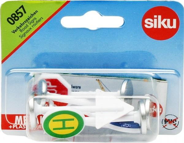 Siku 0857 - Verkehrszeichen (1)