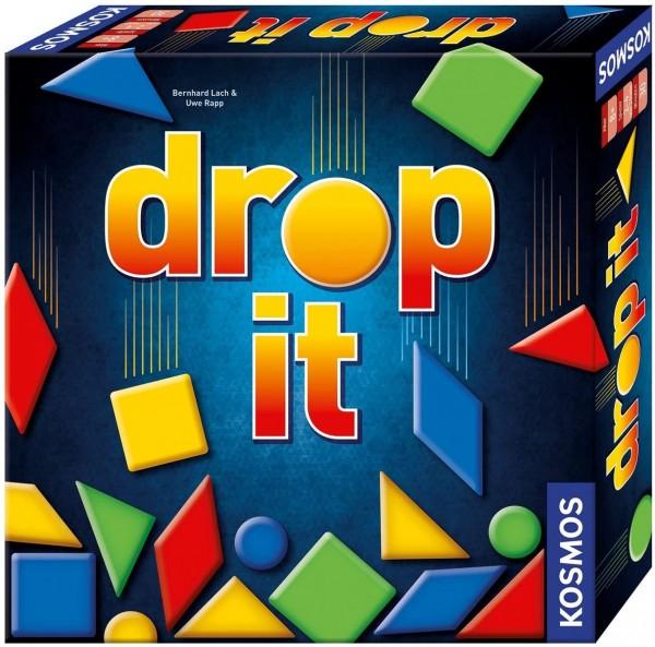 Kosmos 692834 - drop it, Das schnelle Spiel mit Geschick und Taktik