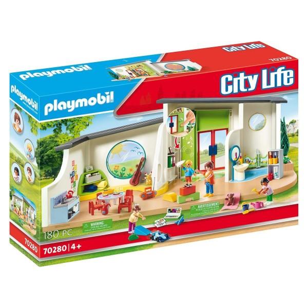 """PLAYMOBIL® 70280 - City Life - Kita """"Regenbogen"""""""