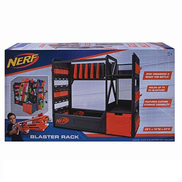 Jazwares NER0030 (11516) - Nerf - Elite - Blaster Rack (Blasterhalter OHNE Blaster)