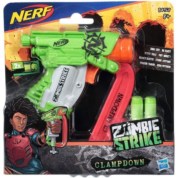 Hasbro B4968 - Nerf - Zombie Strike - Clampdown