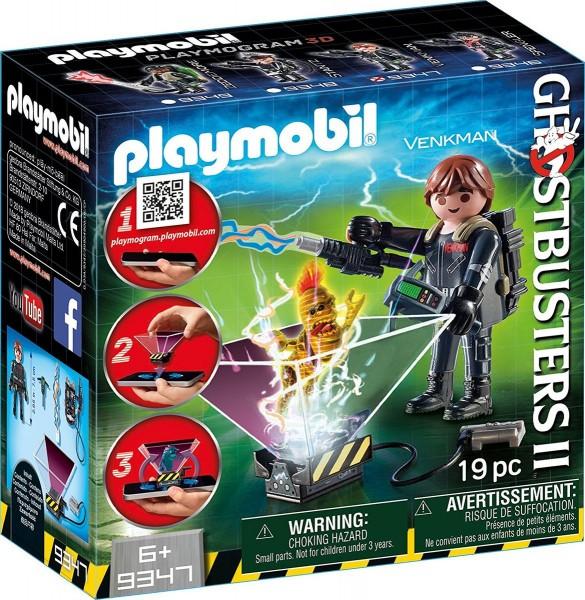 PLAYMOBIL® 9347 - Ghostbusters II - Geisterjäger Peter Venkman