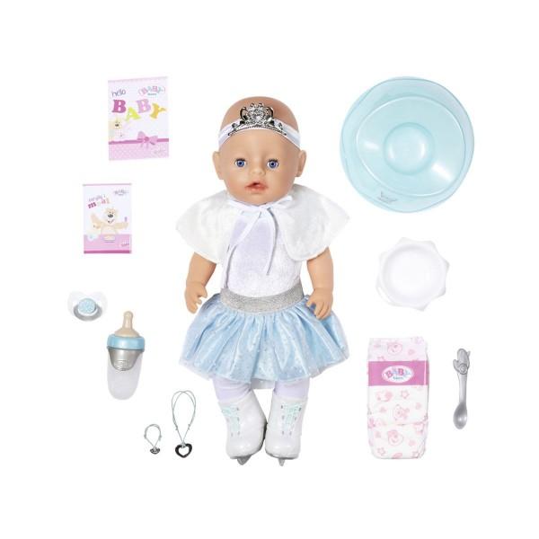 Zapf 831250 - BABY born - Soft Touch Eisballerina 43 cm
