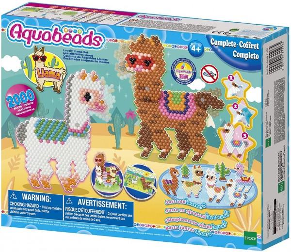 Epoch 31596 2.Wahl - Aquabeads - Lovely Lama