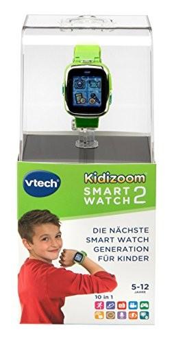 V-Tech 80-171684 2.Wahl - Kidizoom - Smart Watch 2, grün