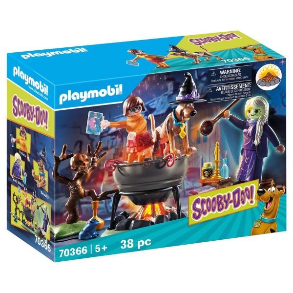 PLAYMOBIL® 70366 - Scooby-Doo! - Abenteuer im Hexenkessel