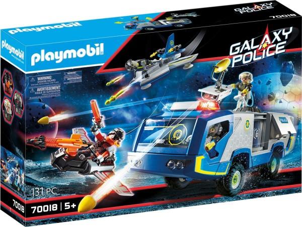 PLAYMOBIL® 70018 - Galaxy Police - Police-Truck mit Lichteffekten