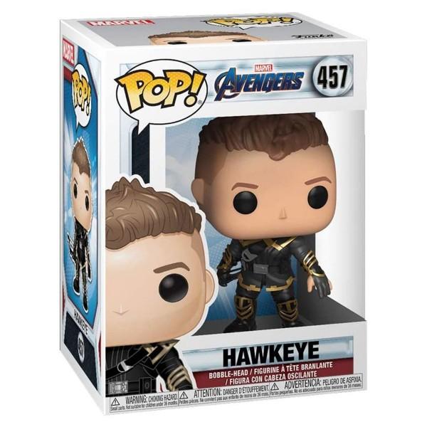 DIV 36669 - Pop! - Marvel Avengers - Hawkeye Wackelkopf-Figur