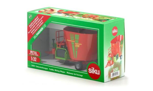 Siku 2450 - SIKU FARMER - Futtermischwagen (1)