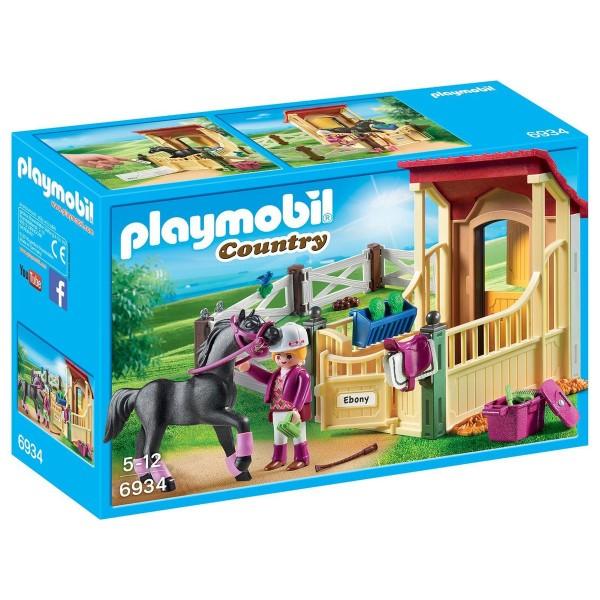 PLAYMOBIL® 6934 - Country - Pferdebox Araber