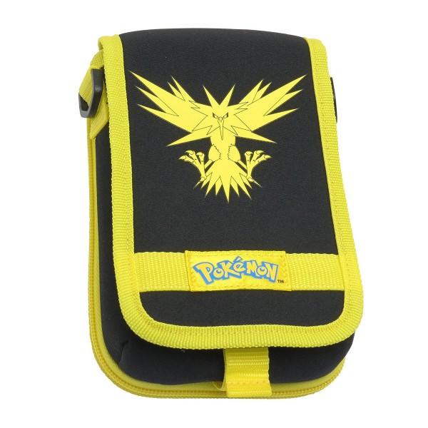 DIV 3DS-507U - Pokémon - Nintendo 3DS, Aufbewahrungs, Tragetasche Zapdos
