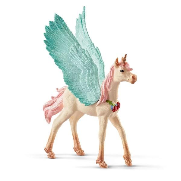 Schleich 70575 - bayala - Schmuckeinhorn-Pegasus Fohlen