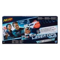 Hasbro E2281 - Nerf - Laser Ops AlphaPoint 2er Pack