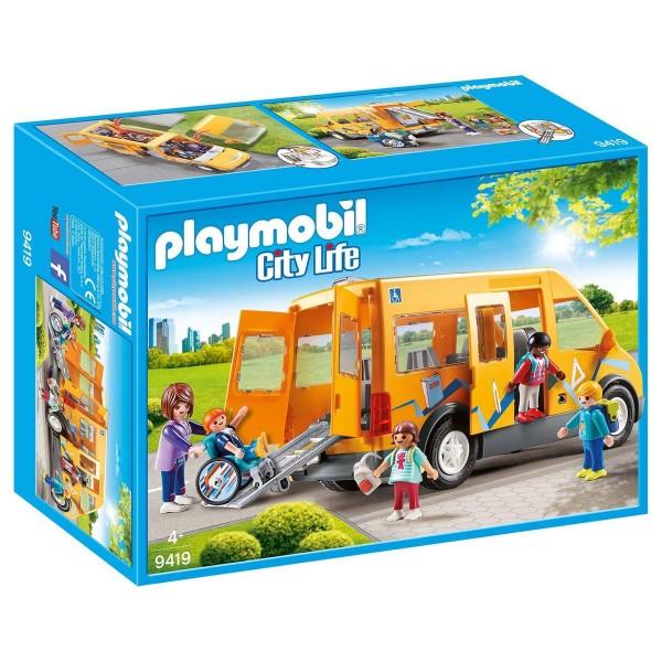 PLAYMOBIL® 9419 - City Life - Schulbus