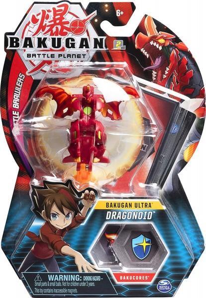 Spin Master 6045146 (20109016) - Bakugan Battle Planet - Dragonoid