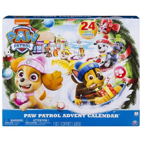 Spin Master 6045038 - Paw Patrol - Adventskalender 2018