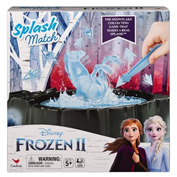 Spin Master 6054444 - Disney Frozen II - Kinderspiel, Splash Match