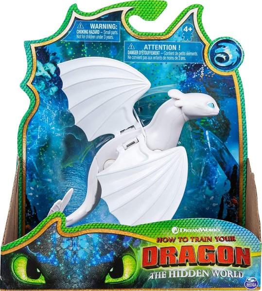 SPAR-SET 181914 - DreamWorks - Dragons - Drachenzähmen leicht gemacht 3 - Spielfiguren-Set, Ohnezahn